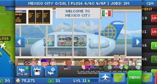Pocket Planes 1.0.1: Your own airline