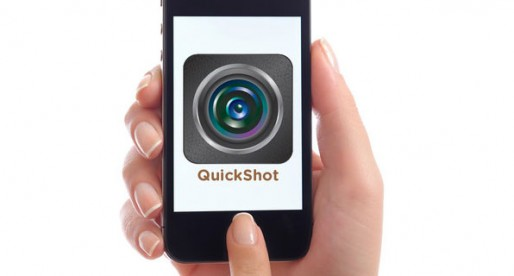 QuickShot 1.0: A fast snapshot from the hip