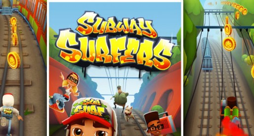 Subway Surfers 1.0.1: The great escape