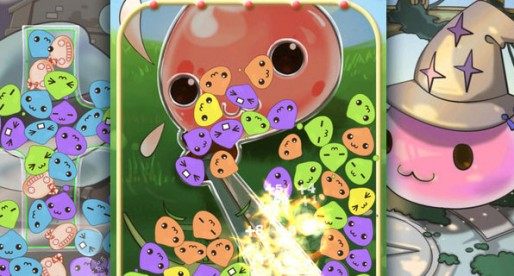 Angel Poring 1.0.0: Wriggling Aliens