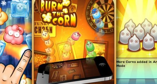 Burn the corn 1.0.5: Get the popcorn popping