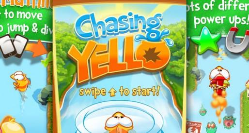 Chasing Yello 1.0.3.: Escape from Mathilda