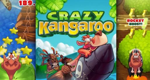 Crazy Kangaroo 1.1.: On the run from the poachers!