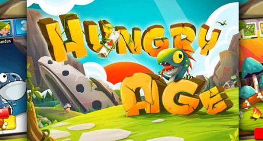Hungry Age 1.1: Attack of the Dinosaurs