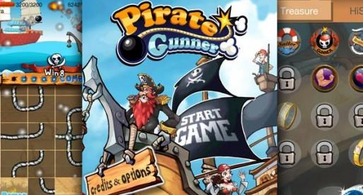 Pirate Gunner HD 1.7: Battle of the pirates