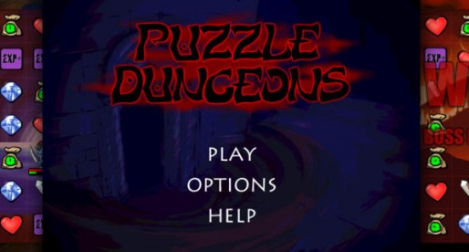 Puzzle Dungeons 1.0: Match-3 meets RPG