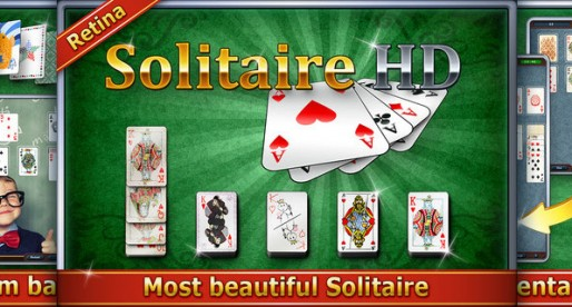 Solitaire HD 1.5: Lot's of card tricks