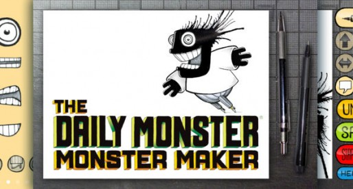 The DAILY MONSTER Monster Maker 1.4: Fearsome fun