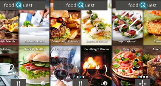 foodQuest 1.021: Wo geh ich heute abend essen?