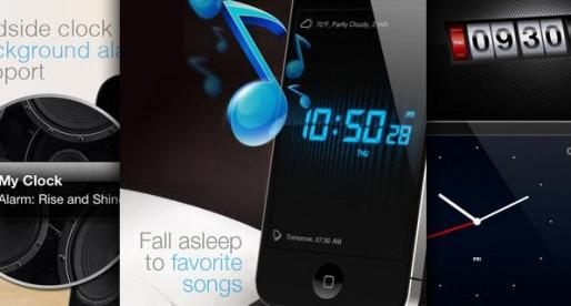 Alarm Clock° 1.8: Wake me up before you go