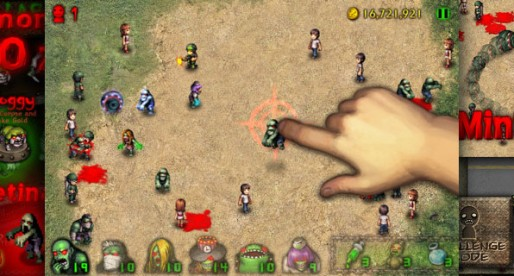 Angry Zombies 2 HD 1.03: Zombies erobern die Welt