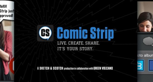 ComicStrip – CS 1.02: Create your personal comic strip