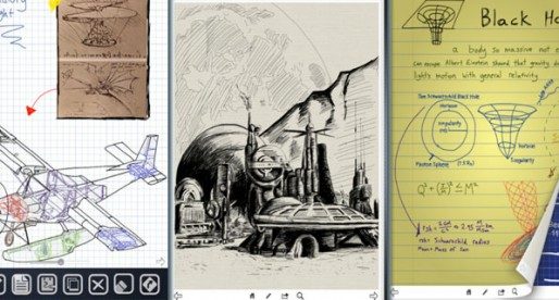 Draw Pad Pro 1.2: The handy notepad