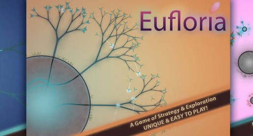 Eufloria 1.0.0: Flowery adventures on foreign planets