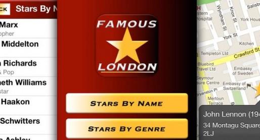 Famous London 1.0: Celebrity Tour of London
