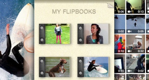 FlipBooks 1.02: Flip book with a difference