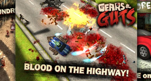 Gears & Guts 1.0.0: The zombies are in town
