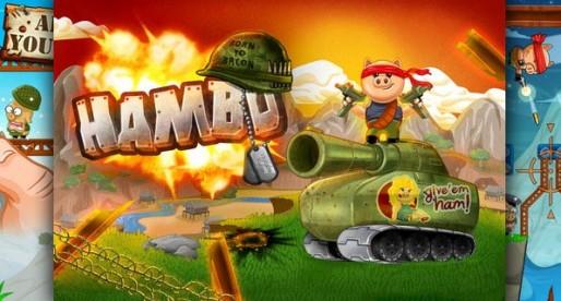 Hambo 1.1: Kill pigs!