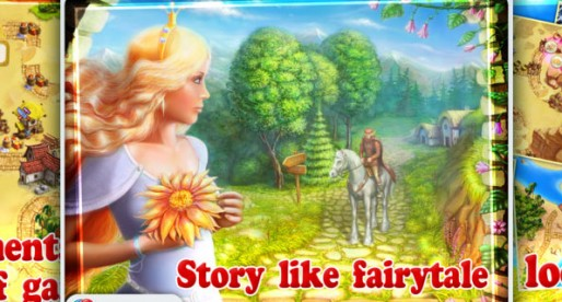 My Kingdom for the Princess III for iPad 1.2: Who is going to marry the heiress princess?