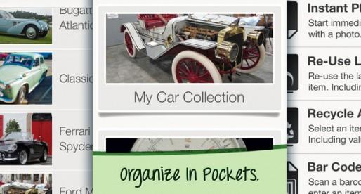 Pocketory 1.1.0: All my precious belongings