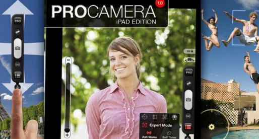 ProCamera HD 1.0: Taking pictures with the iPad