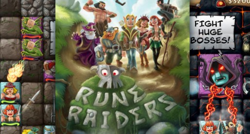 Rune Raiders 1.04: RPG made easy