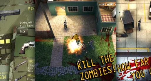 Running Dead 1.1: Großer Zombie-Alarm