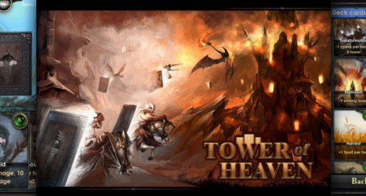 Tower of Heaven 1.0.6: The power is in the cards
