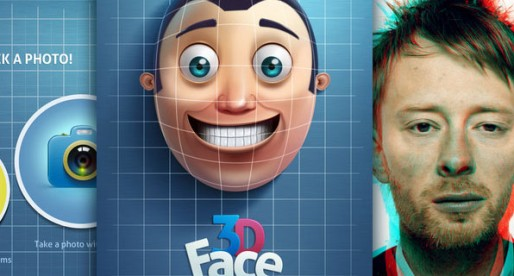 3D faces 1.0:We create a 3D-face!