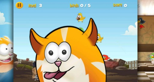 Air Cats Pro 1.1: Greetings from Angry Birds