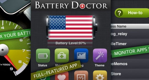 Battery Doctor Pro 6.2: Keeping an eye on the battery!