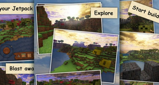 Block Earth 1.0: Minecraft with a difference
