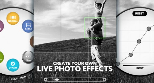 Booster! 1.2.1: Eight photo filters in action
