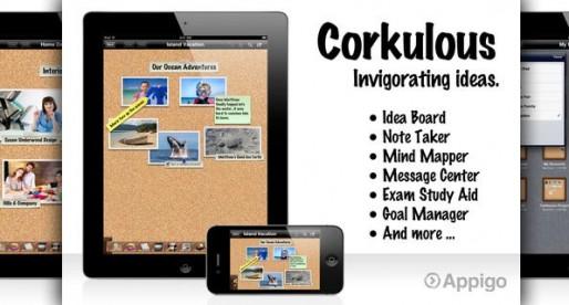 Corkulous Pro 2.4.1: Virtual pin board