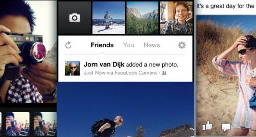 Facebook-Camera 1.1: Share photos faster