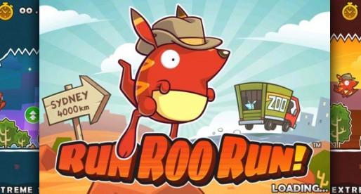 Run Roo Run 1.0.3: Jump, kangaroo, jump!