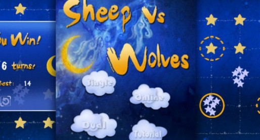 Sheep vs Wolf 1.5: Who gobbles up the sheep?