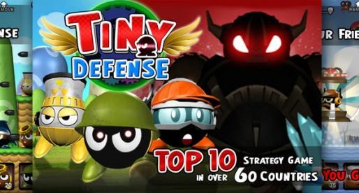 Tiny Defense 1.2: Robot attack