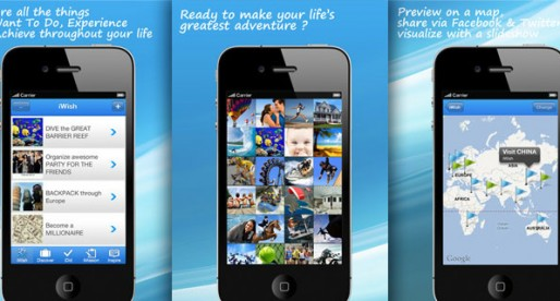 iWish 1.0: What are your goals in life?
