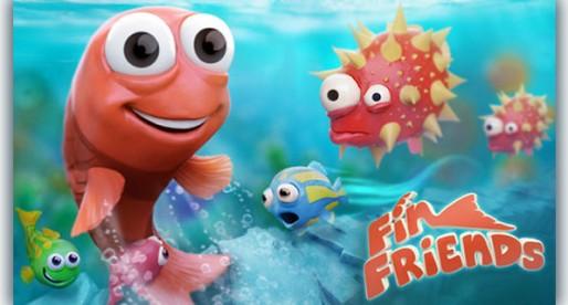Fin Friends 1.1: Beware of the blowfish-gang