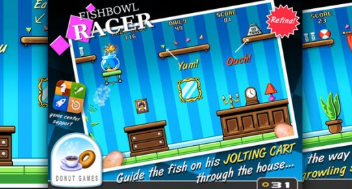 Fishbowl Racer 1.01: Escape from the goldfish bowl