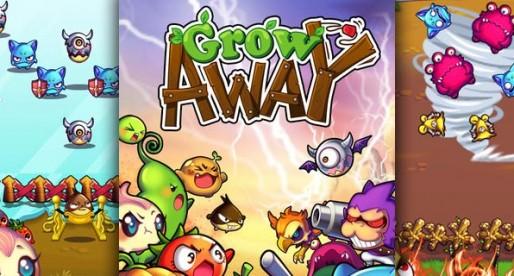 Grow Away! 1.0: Die Monster wollen Gemüse!