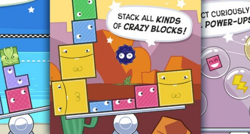 Lotsa Blocks 1.0: Building blocks with a difference