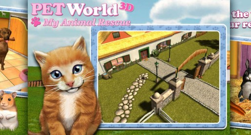 PetWorld 3D: Who will take care of the animals?