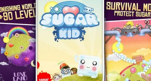 Sugar Kid 1.0: Dangerous lemon juice!