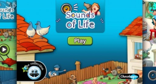Sounds of Life 1: Listen carefully!