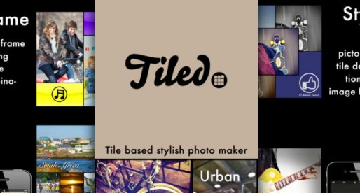 Tiled 1.2.0: Amazing photo collages