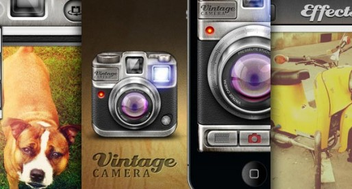 Vintage Camera 1.8: A camera from the last millennium