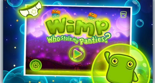 Wimp: Who stole my panties? 1.0: Lots of toilet paper