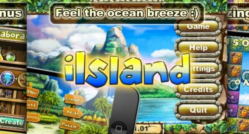 iiSland 1.02: Match-3 on a mysterious island